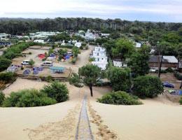 Le camping de la Dune
